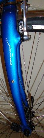 2011 Jamis Coda Sport Carbon Fork