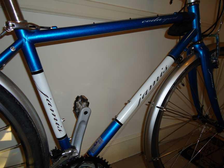 2011 Jamis Coda Sport Frame