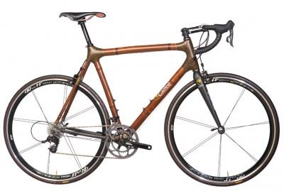 Bamboo Bicycles Exotic Luxury And Basic Transportation