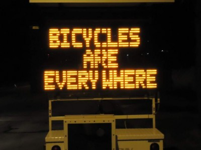 Bikes Are Everywhere