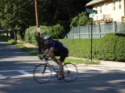 Bikes To The Left