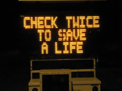 Check Twice To Save A Life