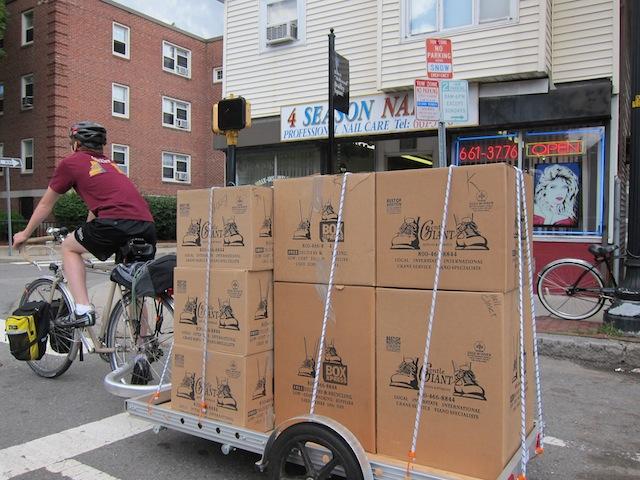 Gentle Giant Bike Movers