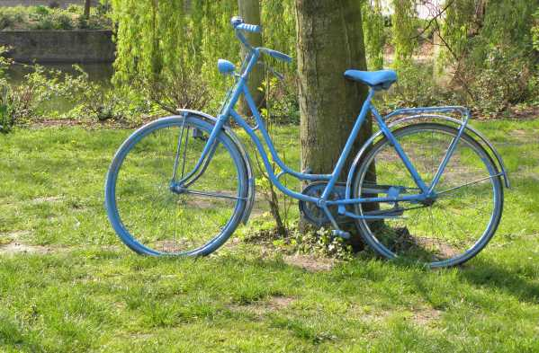 Blue Bike