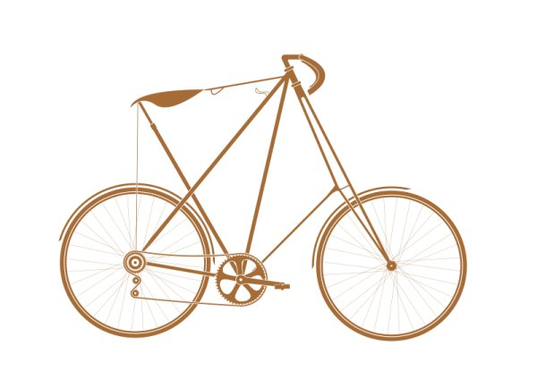 Antiquated Pedersen Bike