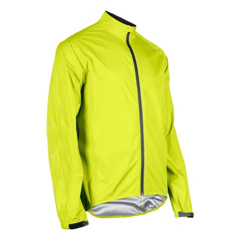 Yellow Cycling Jacket