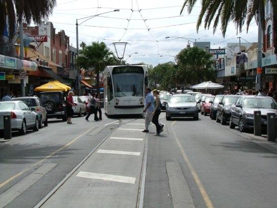 Street In Australia