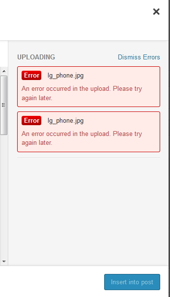 Error Messages On IsolateCyclist Blog